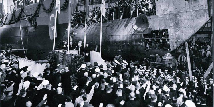etkinlikler, deniz-kultur - AY Sınıfı Denizaltılar 750x375 - Türkiye Cumhuriyeti'nin İlk Denizaltıları