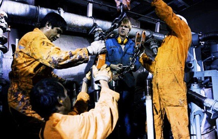 ilginc, gundem - Denizcilerin çalışma zorlukları - Denizciler Hakkında Bilinen Yanlışlar