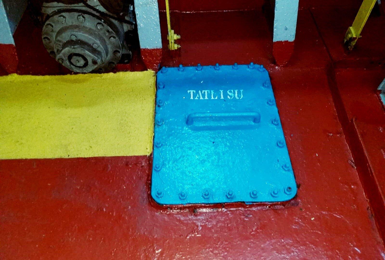 teknik-bilgiler, gemi-insaa-ve-stabilite - Gemilerde Tatlı Su Tankı ve Önemi - Gemilerde Tatlı Su Tankı ve İkmalde Dikkat Edilmesi Gerekenler