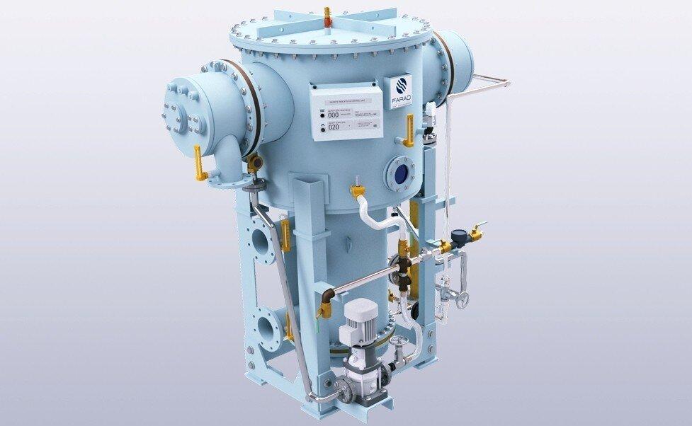 teknik-bilgiler, gemi-insaa-ve-stabilite - Tatlı su jeneratörü FWG - Gemilerde Tatlı Su Tankı ve İkmalde Dikkat Edilmesi Gerekenler