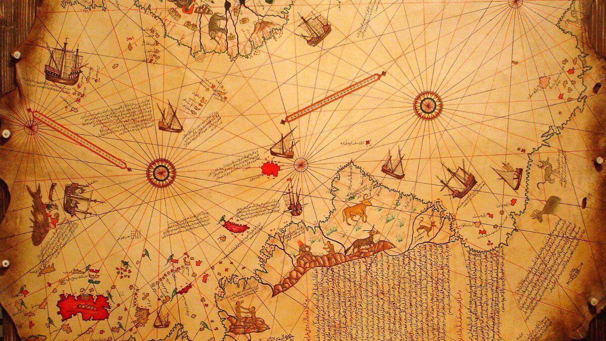 ilginc - Piri Reis Haritası - Denizci Piri ReisNeden İdam Edildi?