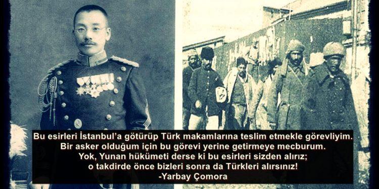 ilginc, deniz-kultur - Türkleri Yunanlara Vermeyen Japon Yarbay Çomora 750x375 - Türkleri Yunanlara Teslim Etmeyen Yarbay Çomora