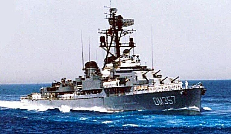 deniz-kultur - TCG muavenet intikal seyri - Muavenet - Amerikanın Vurduğu Gemimiz