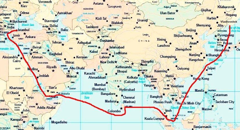 ilginc, deniz-kultur - Yarbay Çomora Heymeymoro Vladivostok İstanbul Seyri - Türkleri Yunanlara Teslim Etmeyen Yarbay Çomora