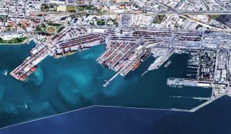 Mersin Uluslararası Limanı