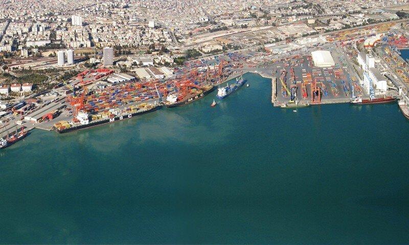 sektorel, haberler, gundem - mersinport - Mersin Uluslararası Limanı, iş hacmiyle lider oldu
