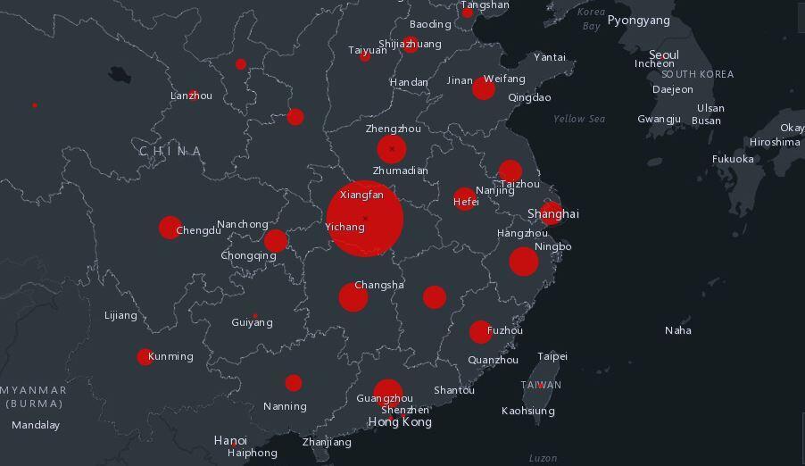 teknik-bilgiler, haberler - Koronavirüs salgın haritası - Gemilerde Koronavirüsten Korunmak İçin Alınması Gereken Önlemler