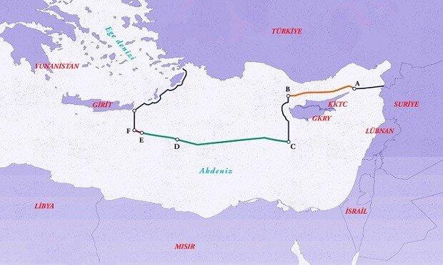 uncategorized - Türkiye deniz yetki alanlari - Akdeniz'de Yetki Alanı Mücadelesi