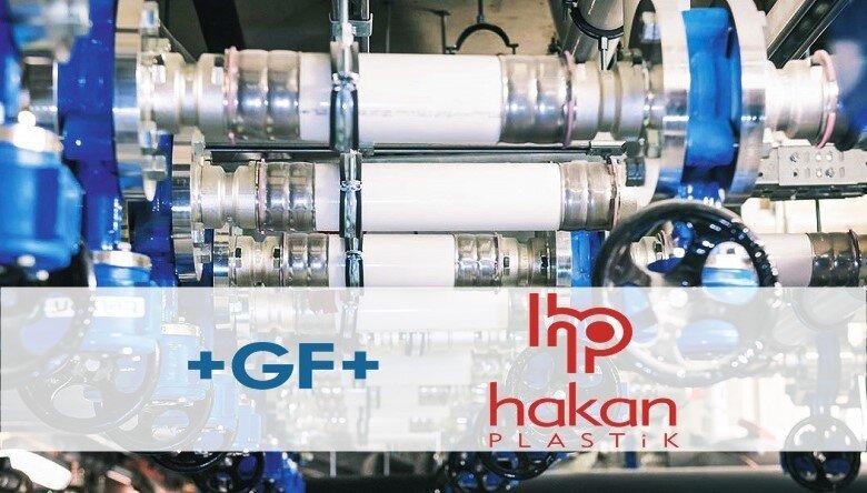 GF Hakan Plastik - GF Marine Ship Plastic Pipe systems