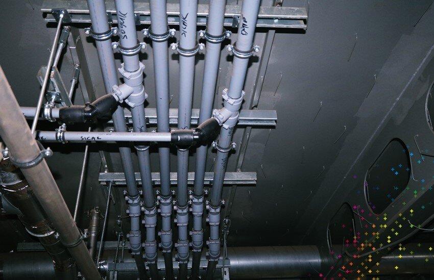 sektorel, haberler - IMG 1129 1 - Gemilerde Boru Sistemleri Plastikten Yapılabilir mi? Cevap EVET!