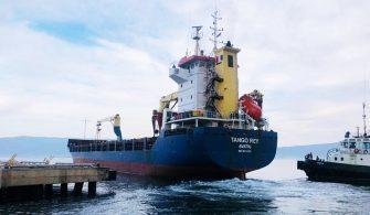 Tango Rey gemisine Korsan Saldırısı